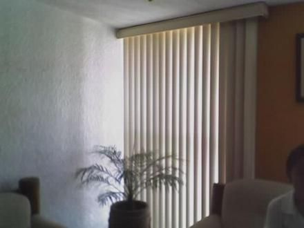 Vertical Blinds Pvc liso